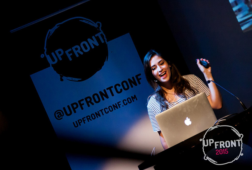 UpFront — Manchester, UK  Design Decisions Through the Lens of Performance |  Watch  |  May 2015