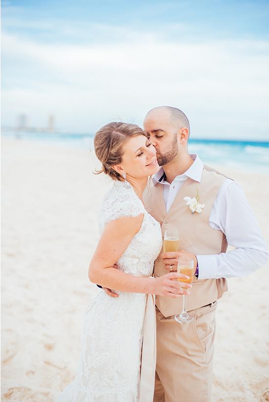 Kate & Aron, Cancun 2014