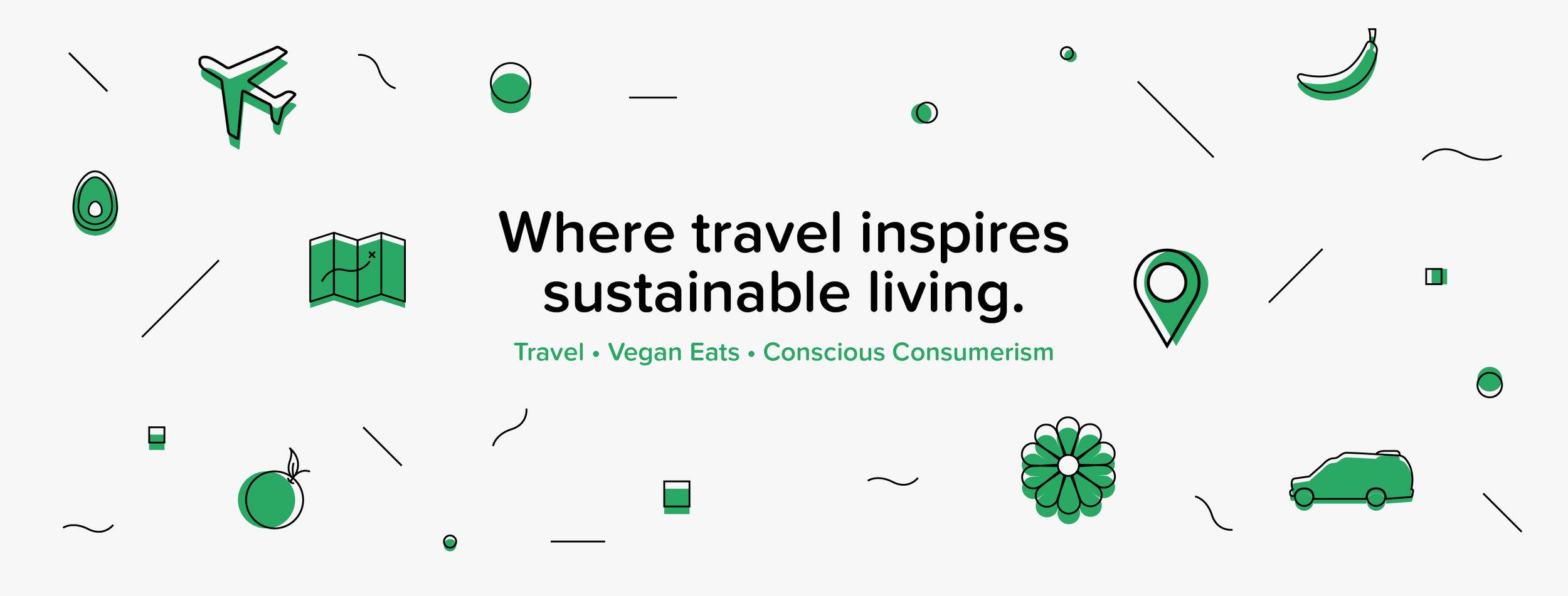 Travel & Vegan Living