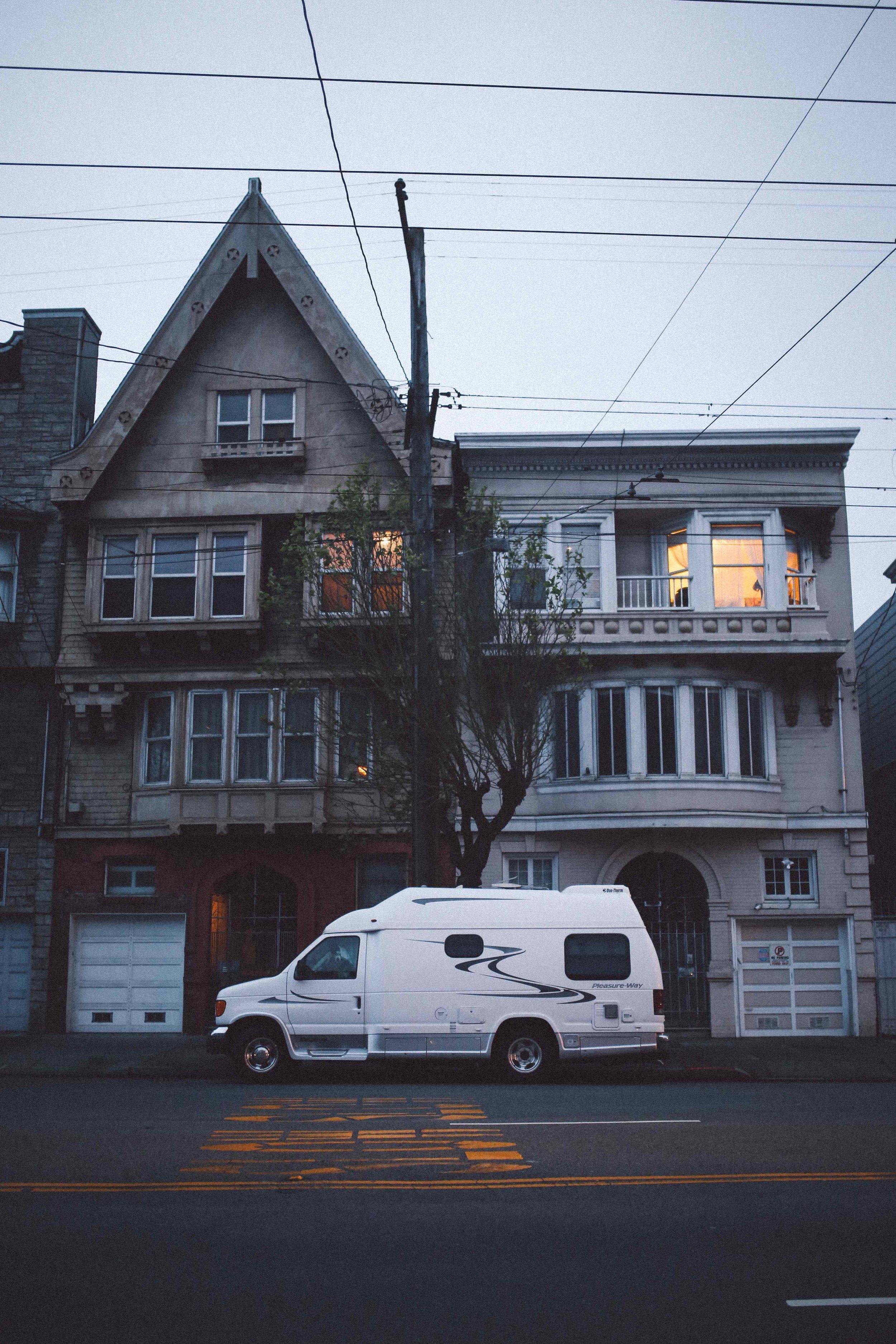 Vanlife San Francisco