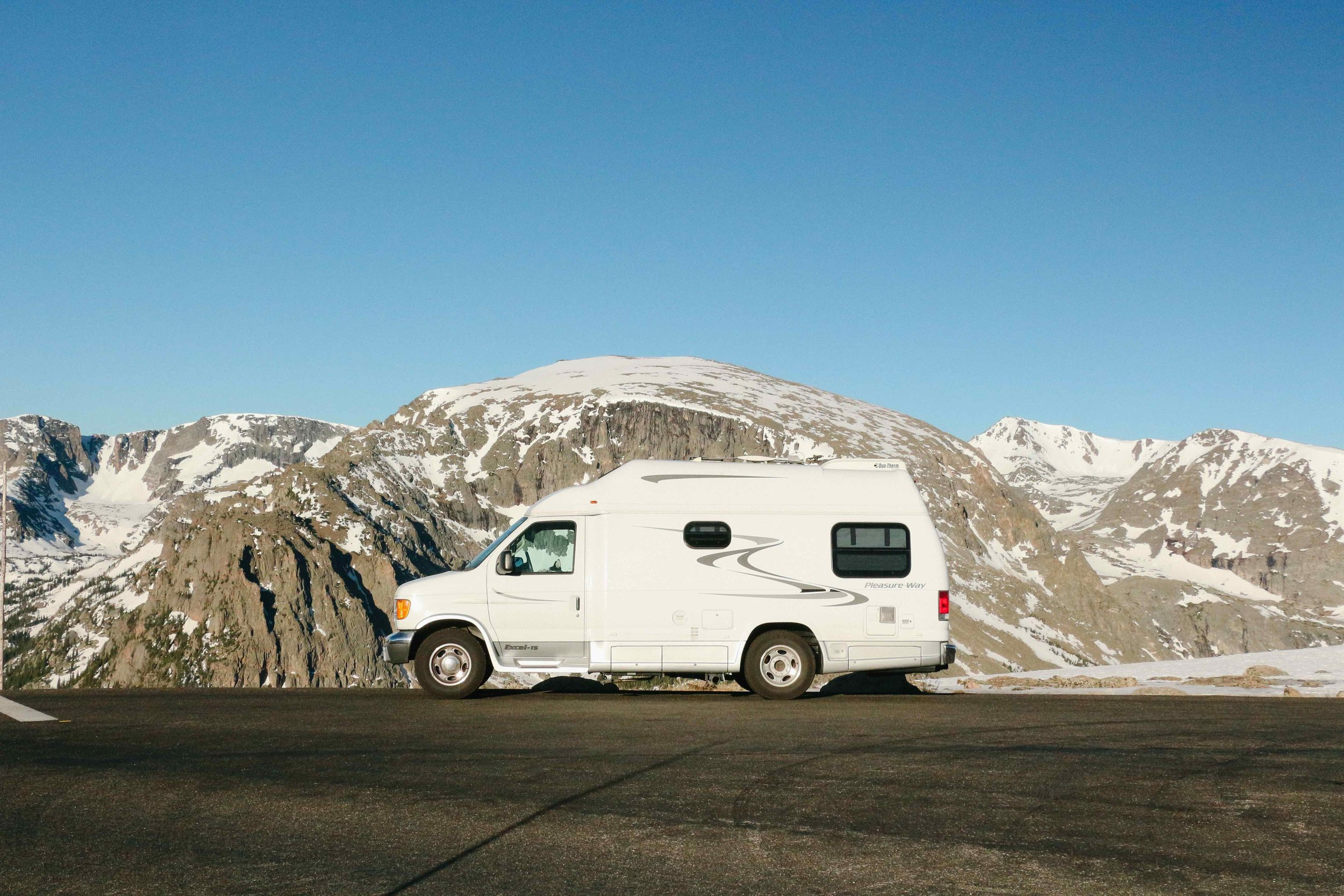 Travel in camper/ RV