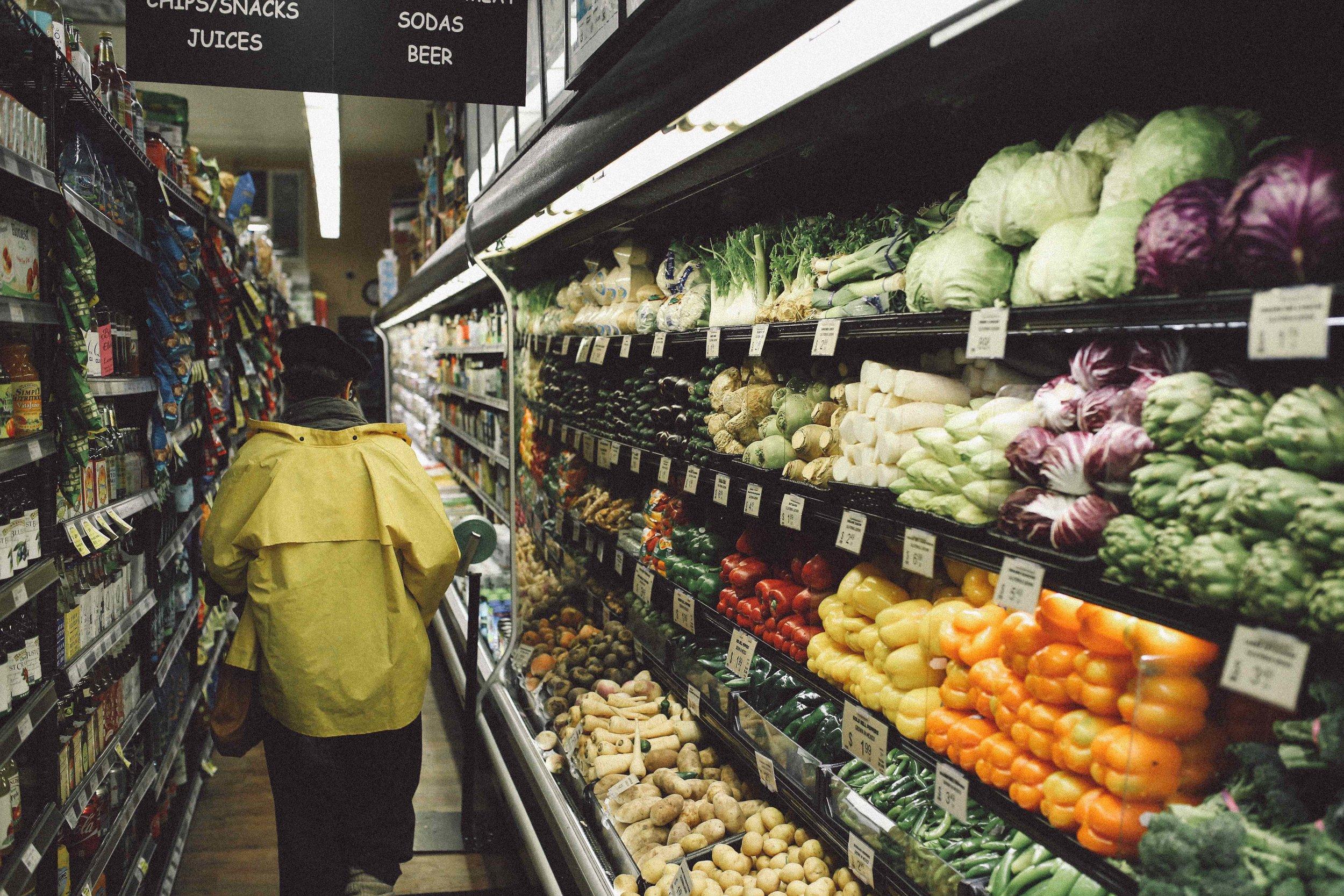 Gus's Market Haight Ashbury
