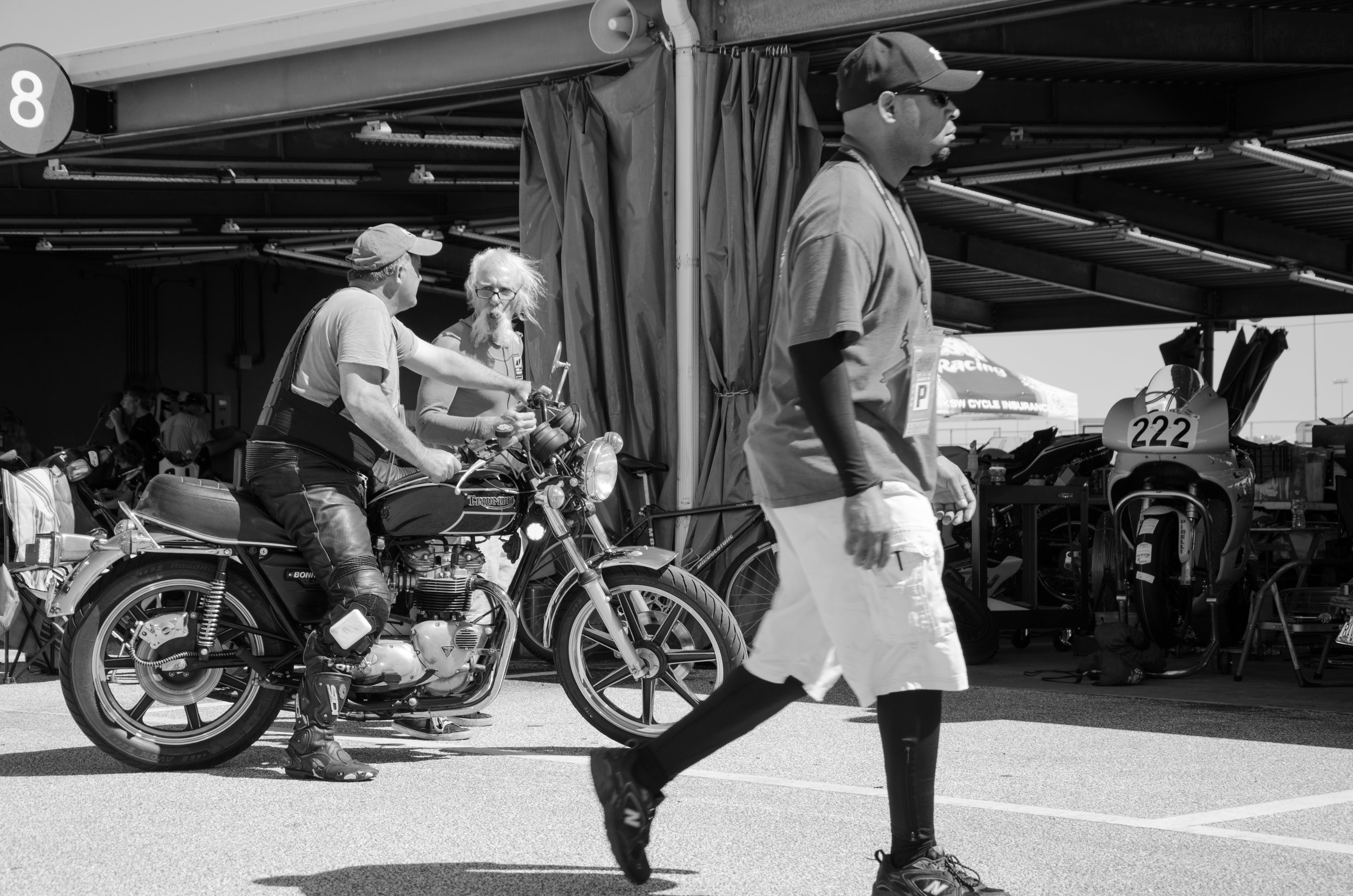 In the Pits #17