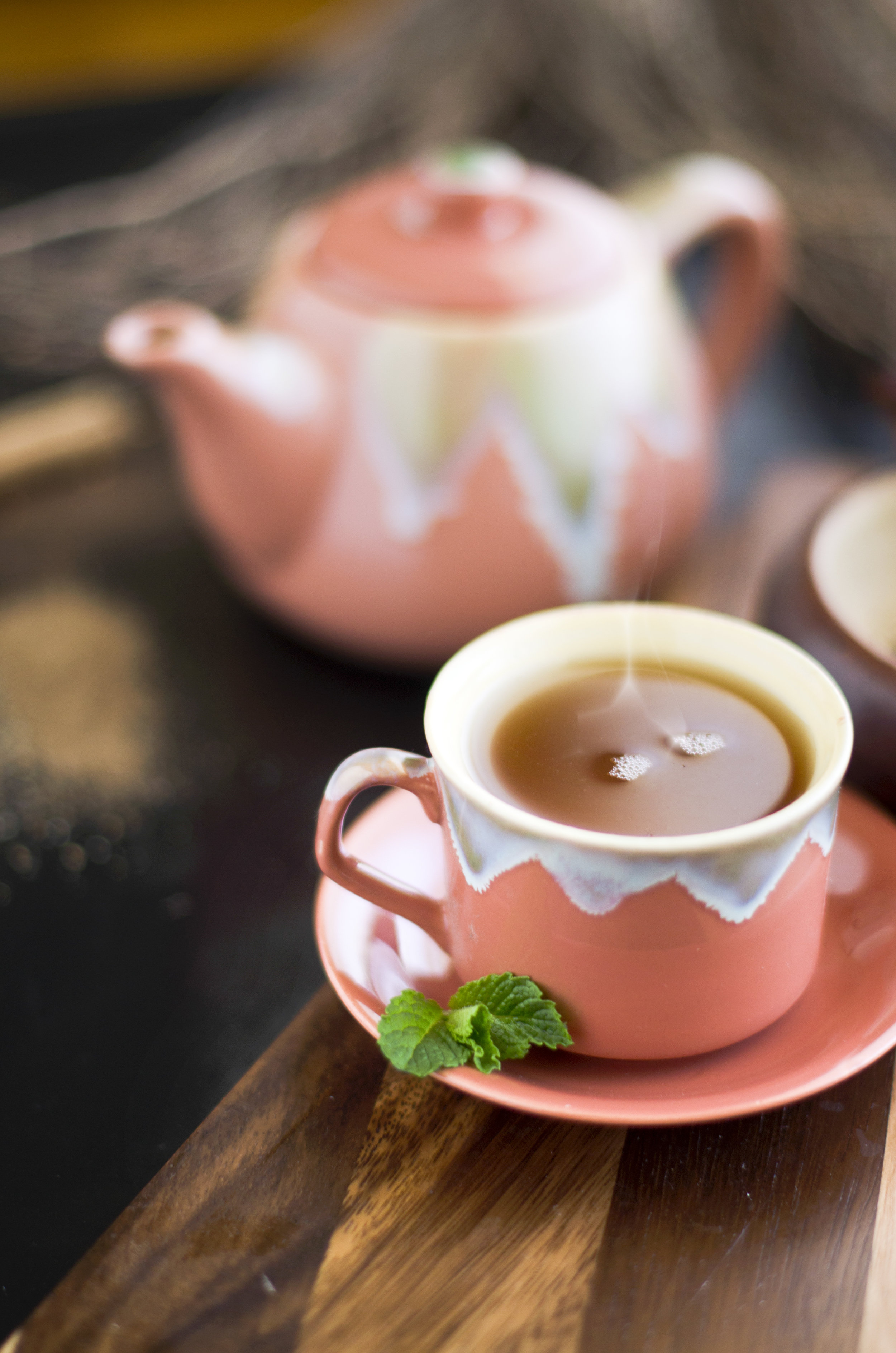 Maghrebi Mint Tea - Moroccan Tea