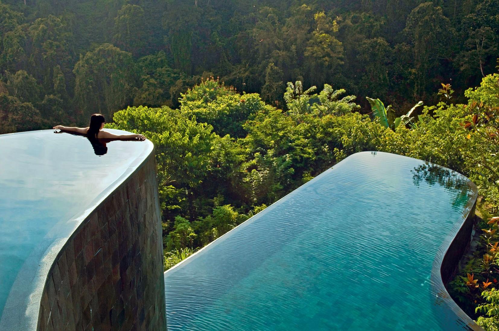 Las piscinas más increíbles del mundo - ¿Te apetece un chapuzón?