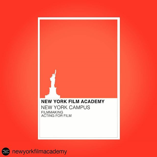 #Repost @newyorkfilmacademy • • • • • • Earn your Degree at #NYFA at the NY campus.  New York Film Academy is for the first time offering a BFA program at the New York Campus!  Reach out directly to them or dm me for more info.