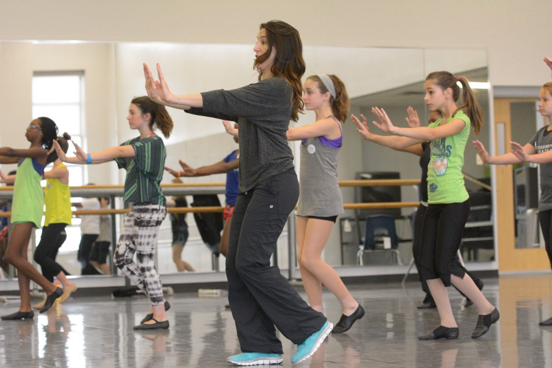 3-Teaching for Broadway Connection in New Orleans.JPG