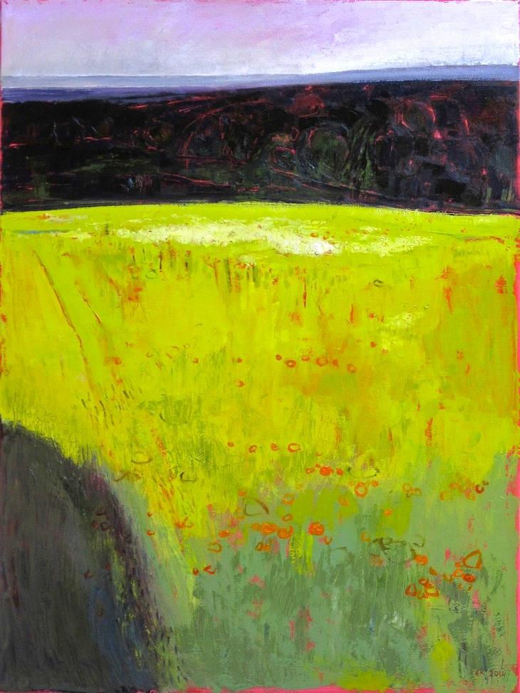 Tuscan Meadow IV