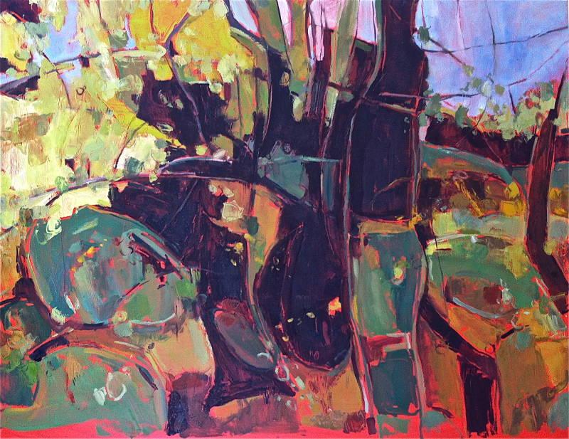 Horizontal Hedgerow, Burton Joyce II