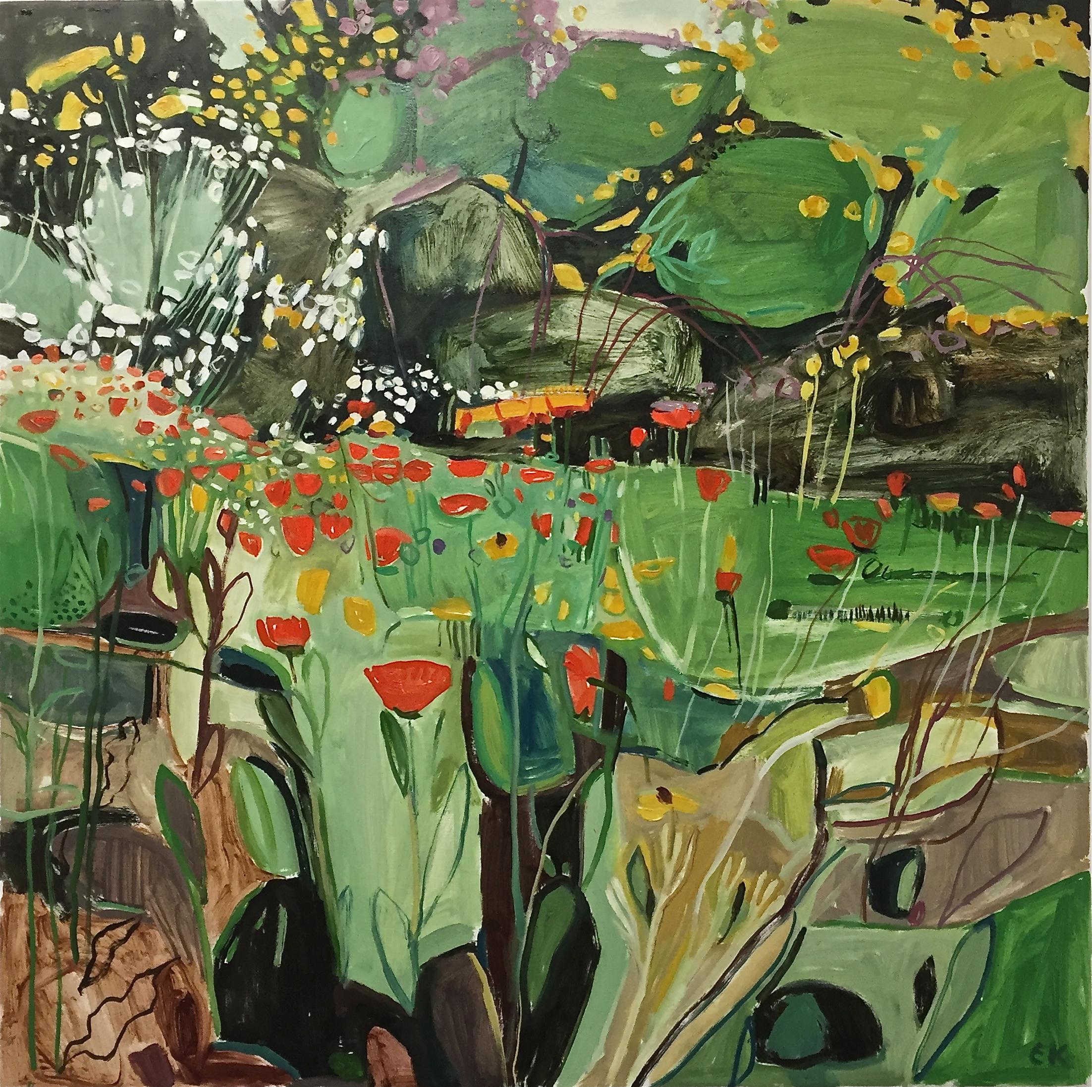 More Marigolds! Oxford Botanic Gardens