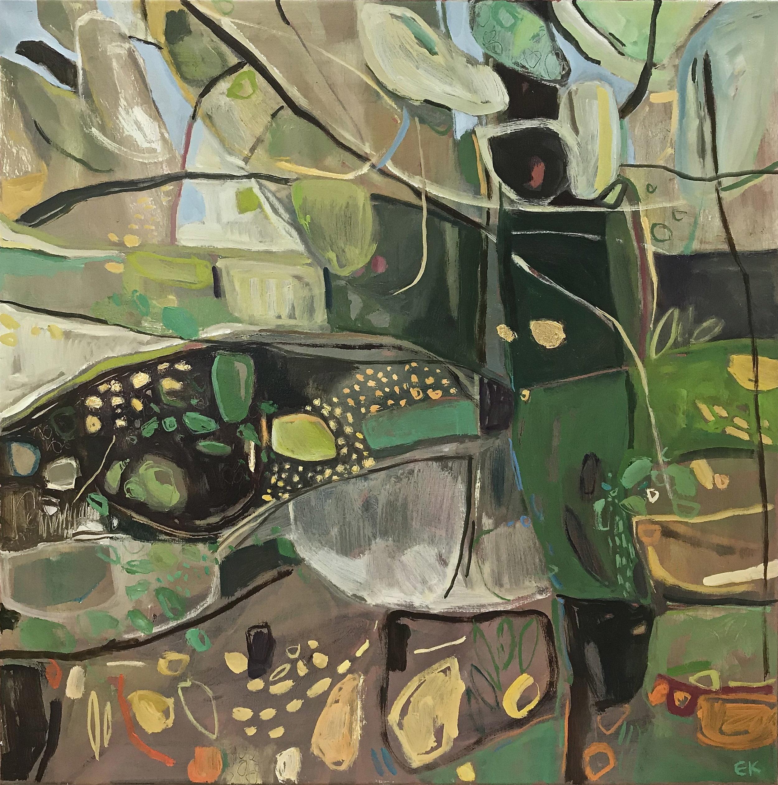 Leaf Mosaic, Lambley lane II
