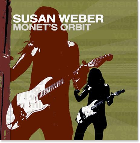 Monet's Orbit by Susan Weber