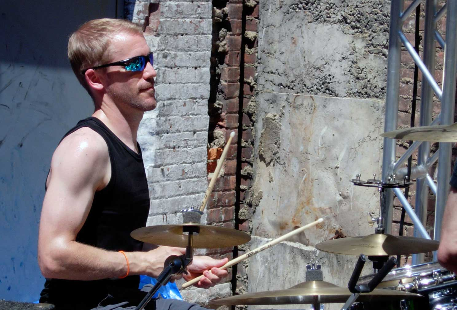 Chris Solt | drums, percussion, keyboard, guitar