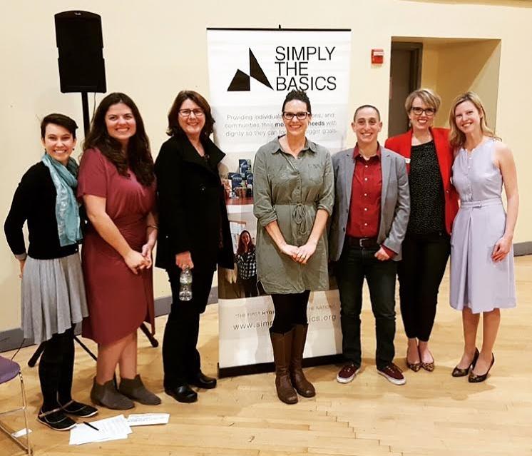 (From the Left) Mallory Casperson, Jessica Lobedan, Molly Wertz, Ashley Raveche, Tara Medve, Kara Zordel, and Meghan Freebeck.