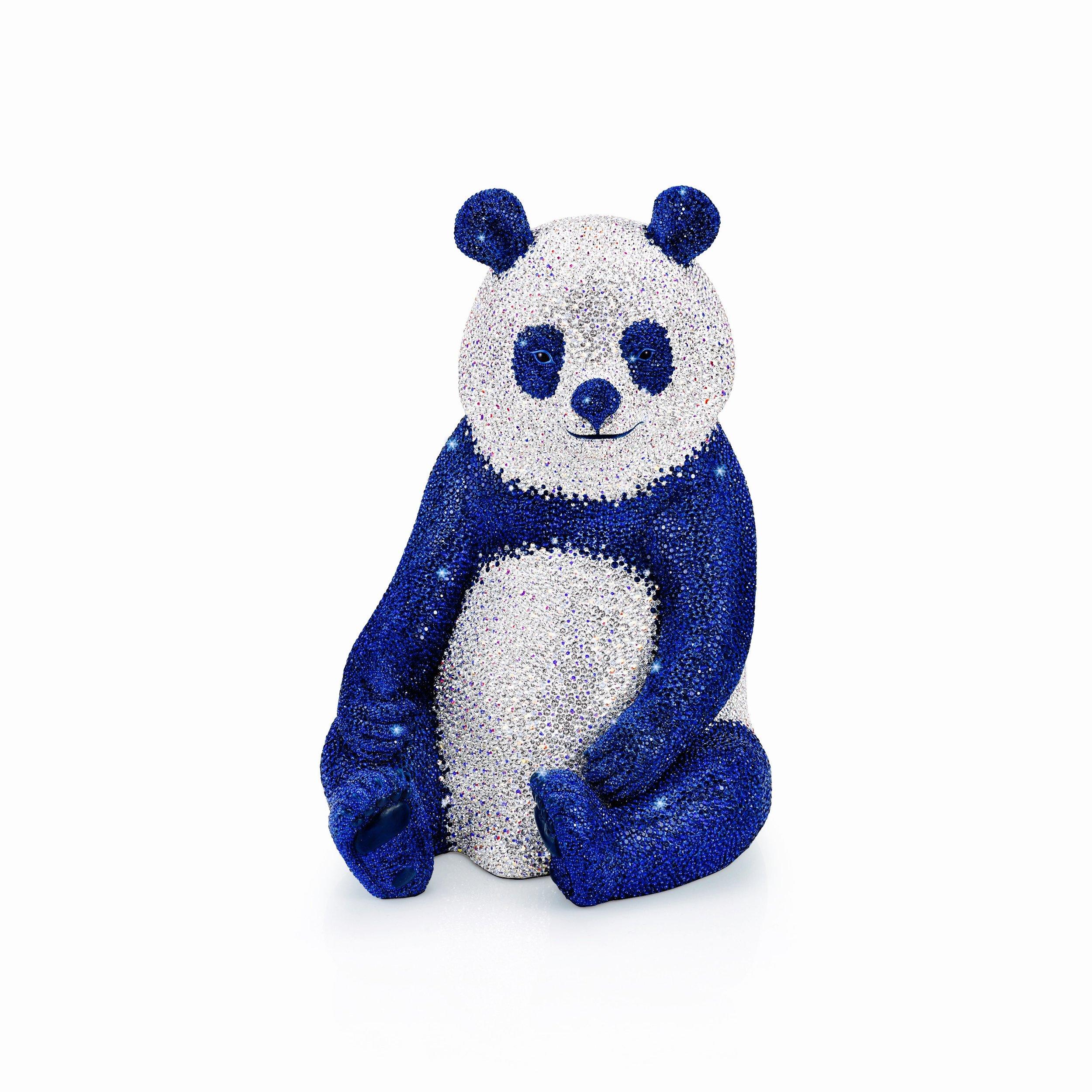 Sapphire Panda