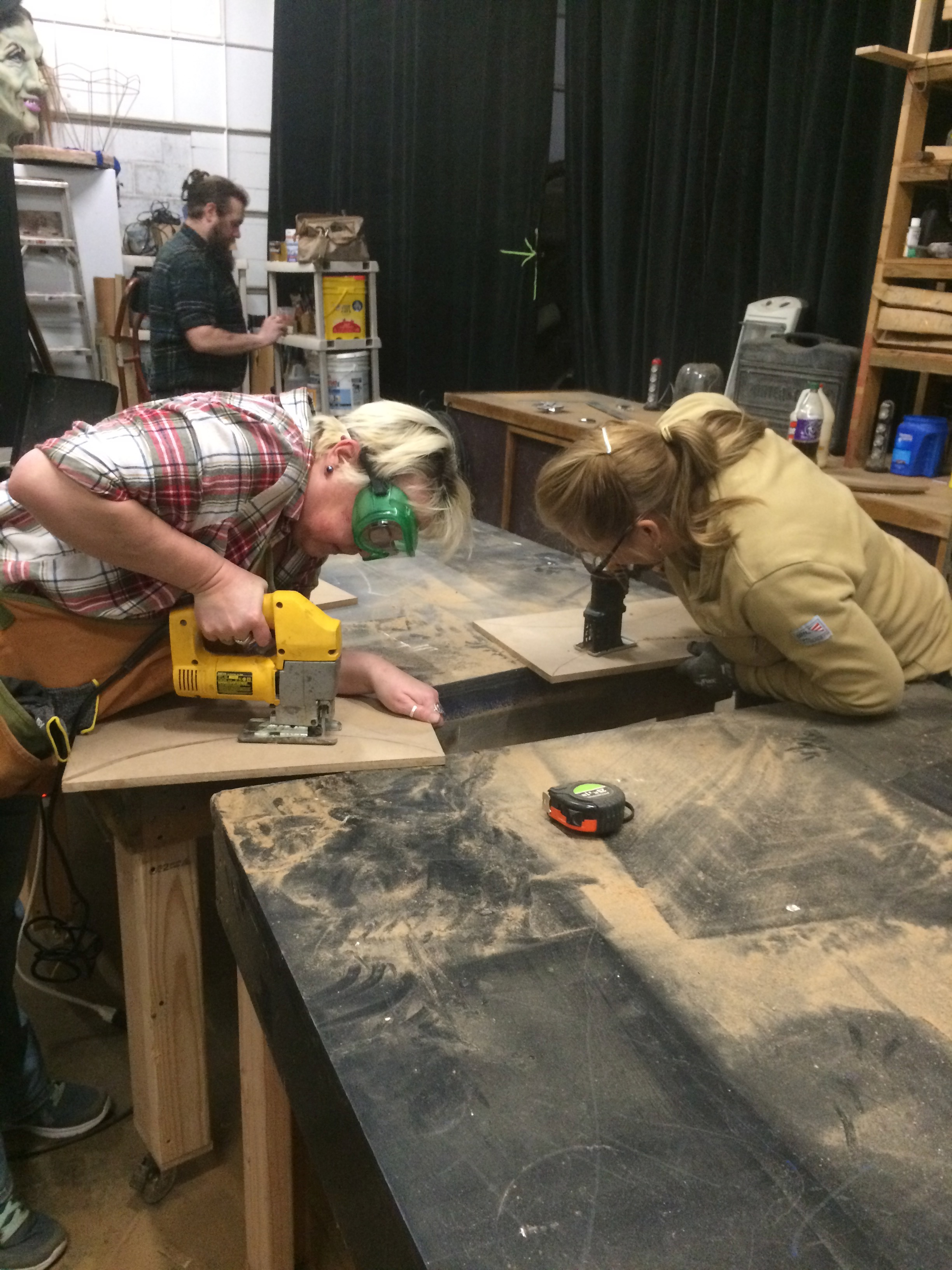 Creating Theater Furniture