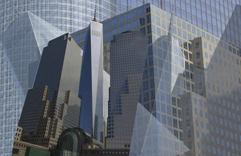 World Financial Center Composite