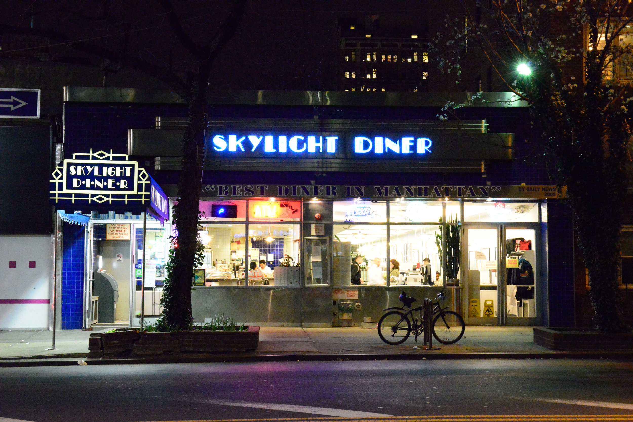 Skylight Diner on 34th