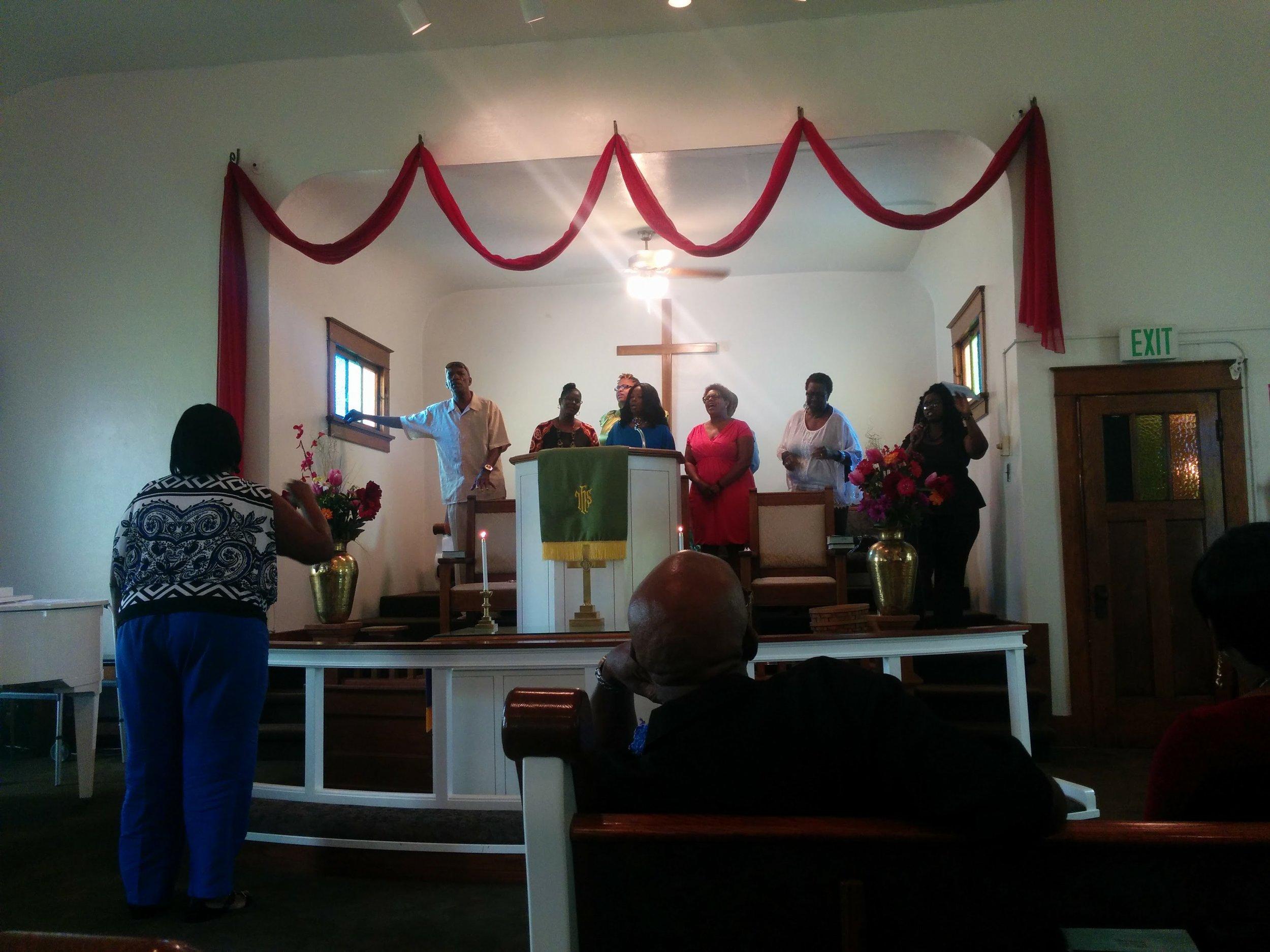 Gomez AME Church Ft Wayne, IN