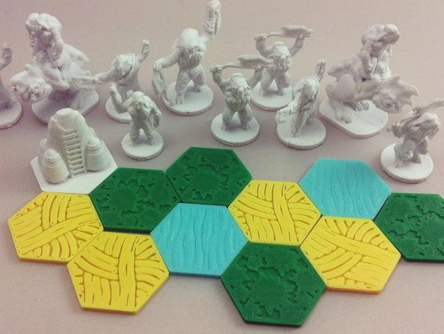 Pocket-Tactics: Voolan War Host