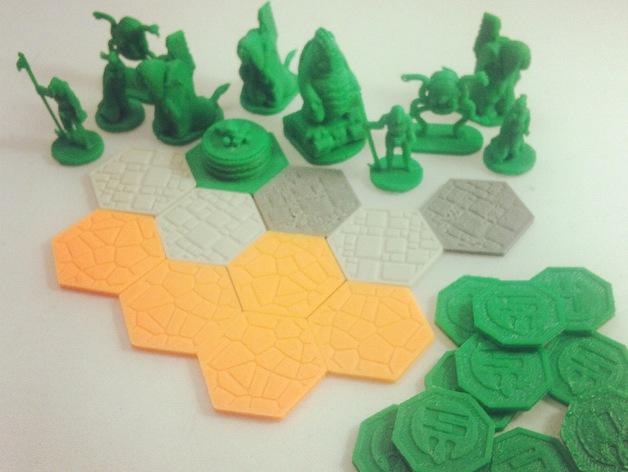 Pocket-Tactics: Iolosian Trace Guild