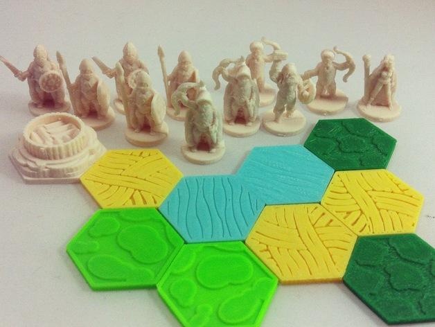 Pocket-Tactics: Men of Midgard