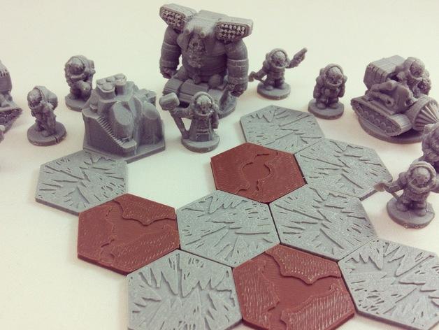 Pocket-Tactics: Sons of Dvalinn