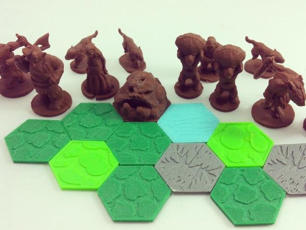 Pocket-Tactics: Trolls of Jutunheim
