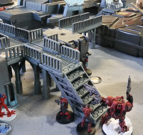 Modular Catwalks  , printed by  Mike Zocchi