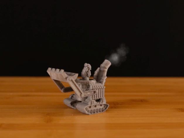 Gnomedozer  , printed by  Adafruit Industries