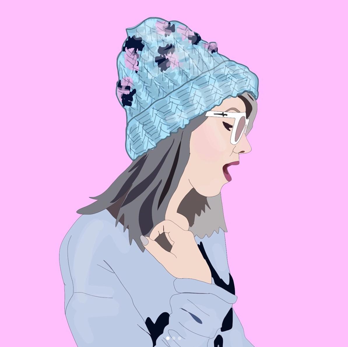 Extra on Top - Custom Illustrations