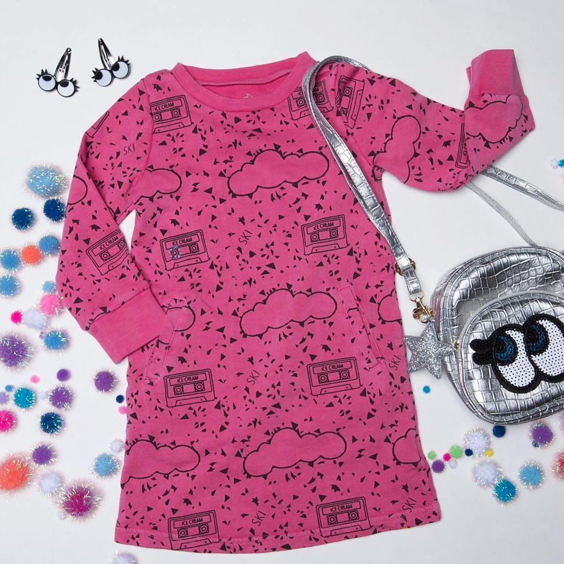 Ice Cream Castles - Hip Clothes for Kids