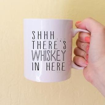 Whiskey Mug - Brittany Garner Design
