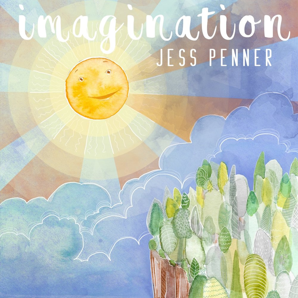 Great Music - Imagination by Jess Penner