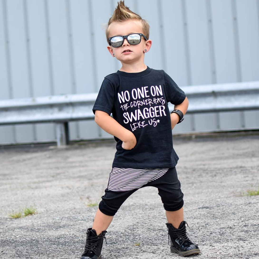 The Little Ham - Outfits for trendy littles