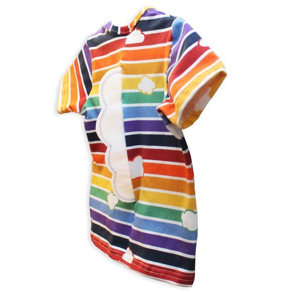 3D Rainbow Shirt - Mitz Accessories