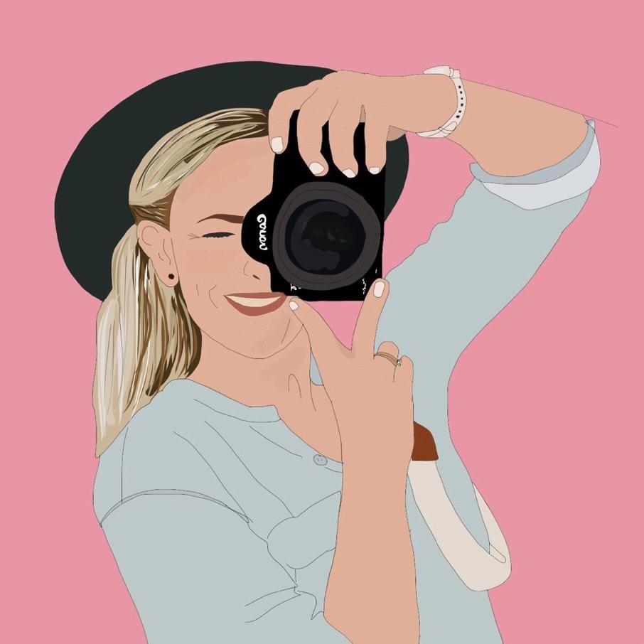 Custom Illustration - Extra on Top Store