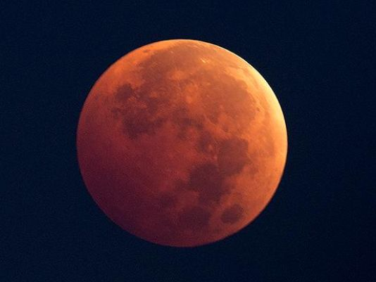 Baja Blood Moon 2015