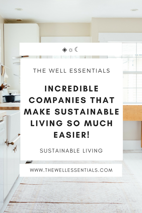 Incredible Companies That Make Sustainable Living So Much Easier - The Well Essentials.png