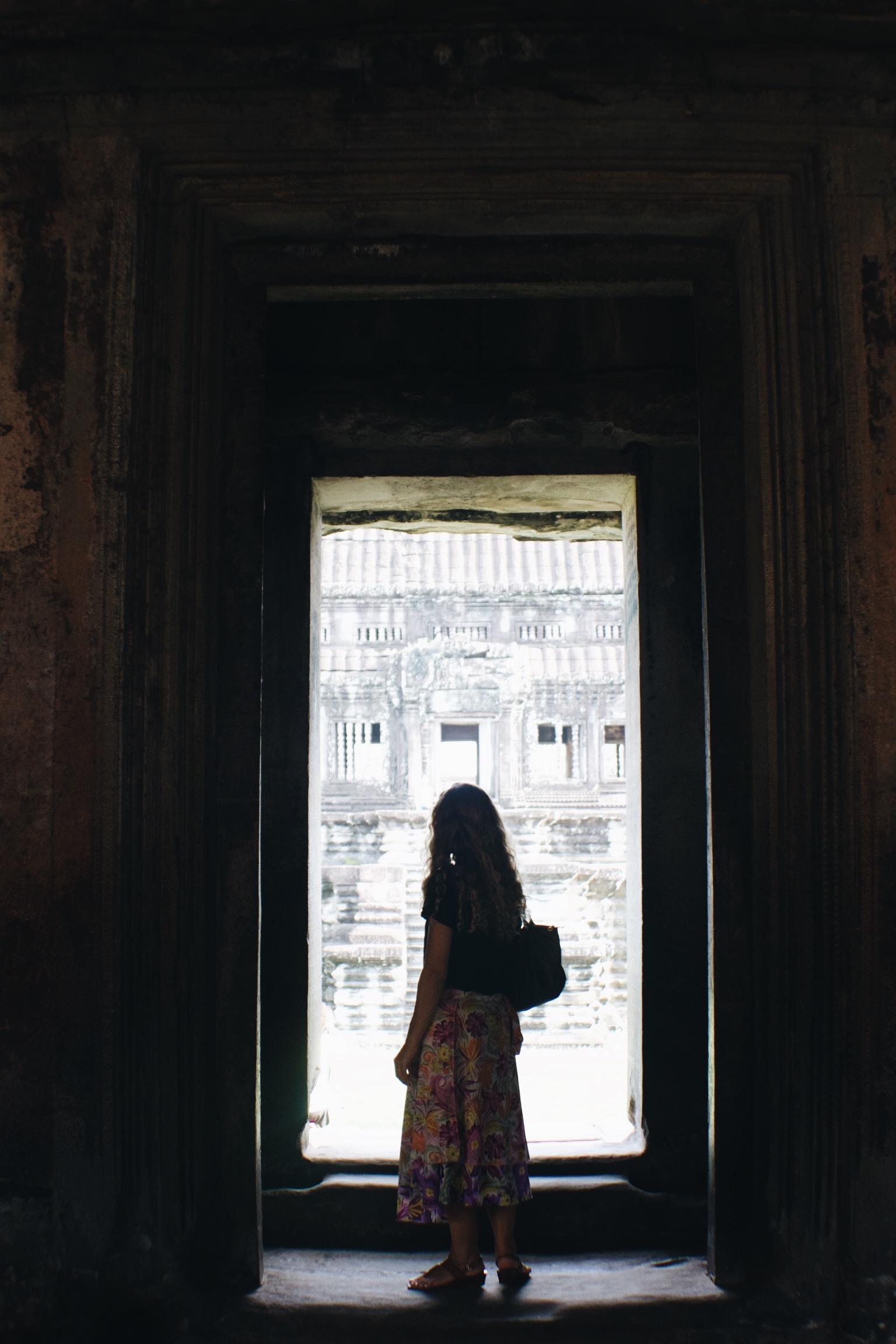 Angkor Wat, Cambodia (2016)
