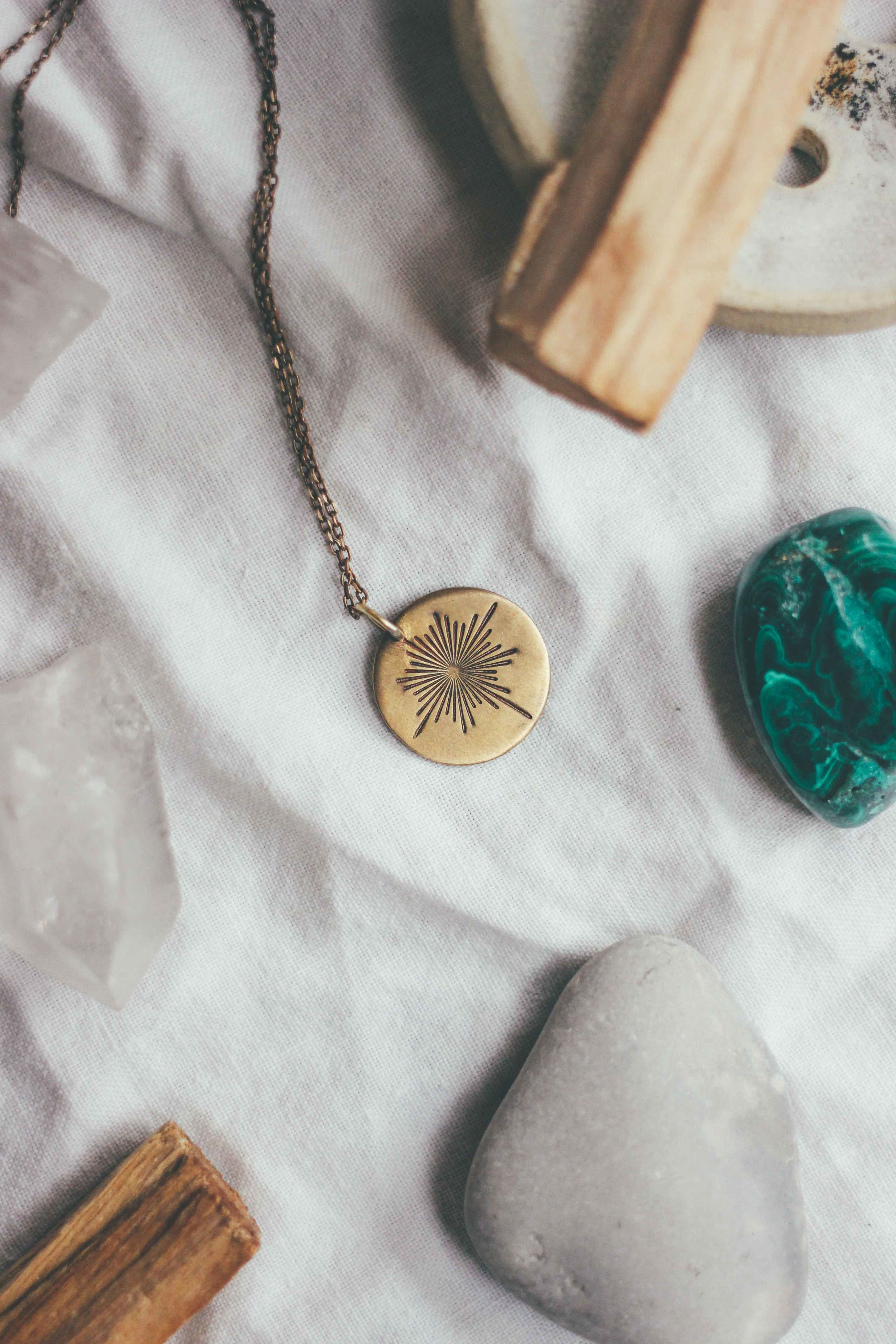 Fair trade ethical jewelry - The Well Essentials