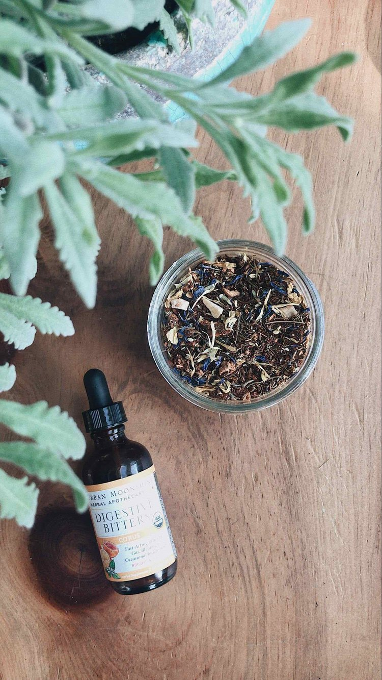How To Create An Herbal Apothecary: Bulk Spices & Herbs