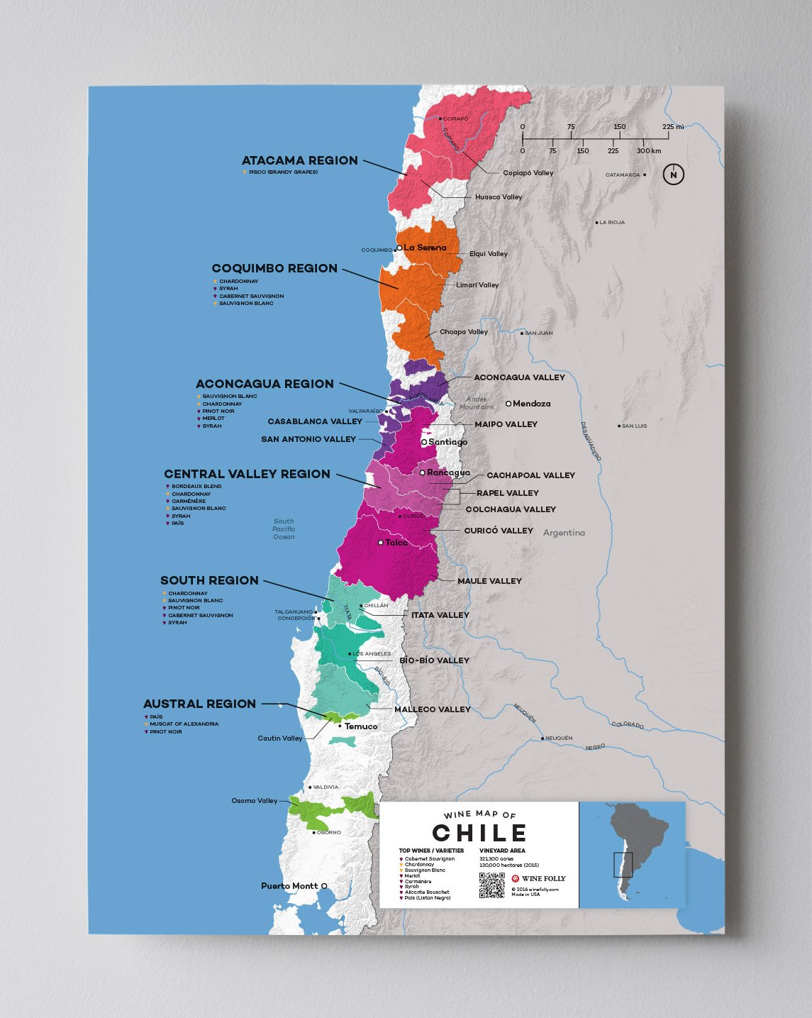 Wine Regions Of Chile: A Guide To The Best Chilean Wines