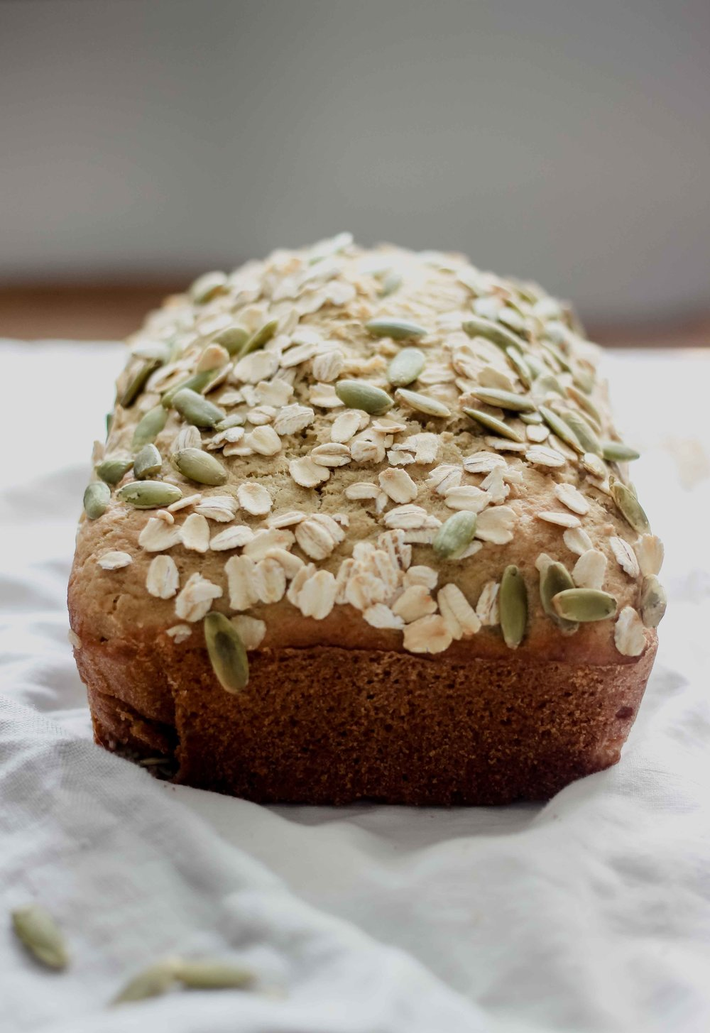 The Best Whole Grain Gluten Free Bread You Will Ever Have - The Well Essentials