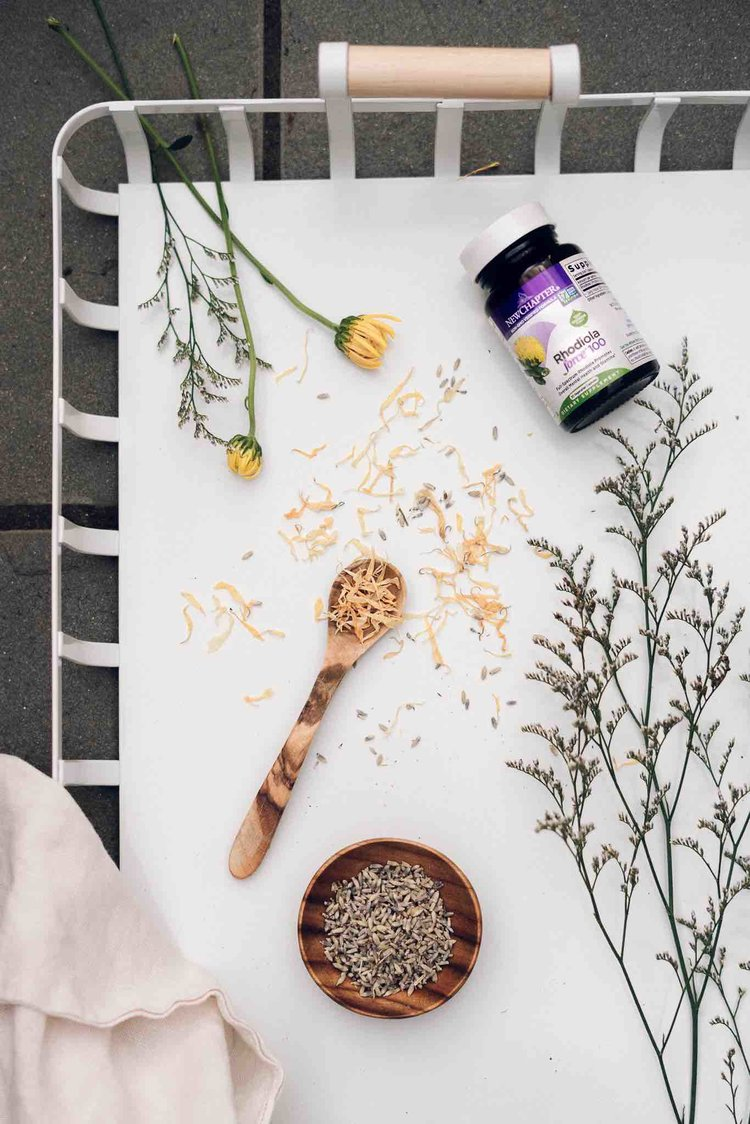 The Way Nature Intended: 5 Healing Herbs For Holistic Health