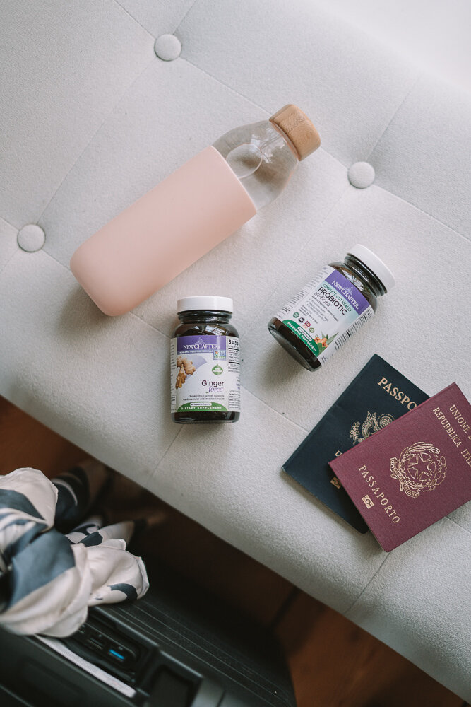 Stop Travel Bloat In It's Tracks - 5 Tips For Keeping Your Gut Healthy And Improve Digestion While Traveling