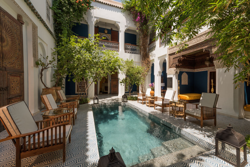 Complete Guide To The 15 Best Riads In Marrakech Morocco
