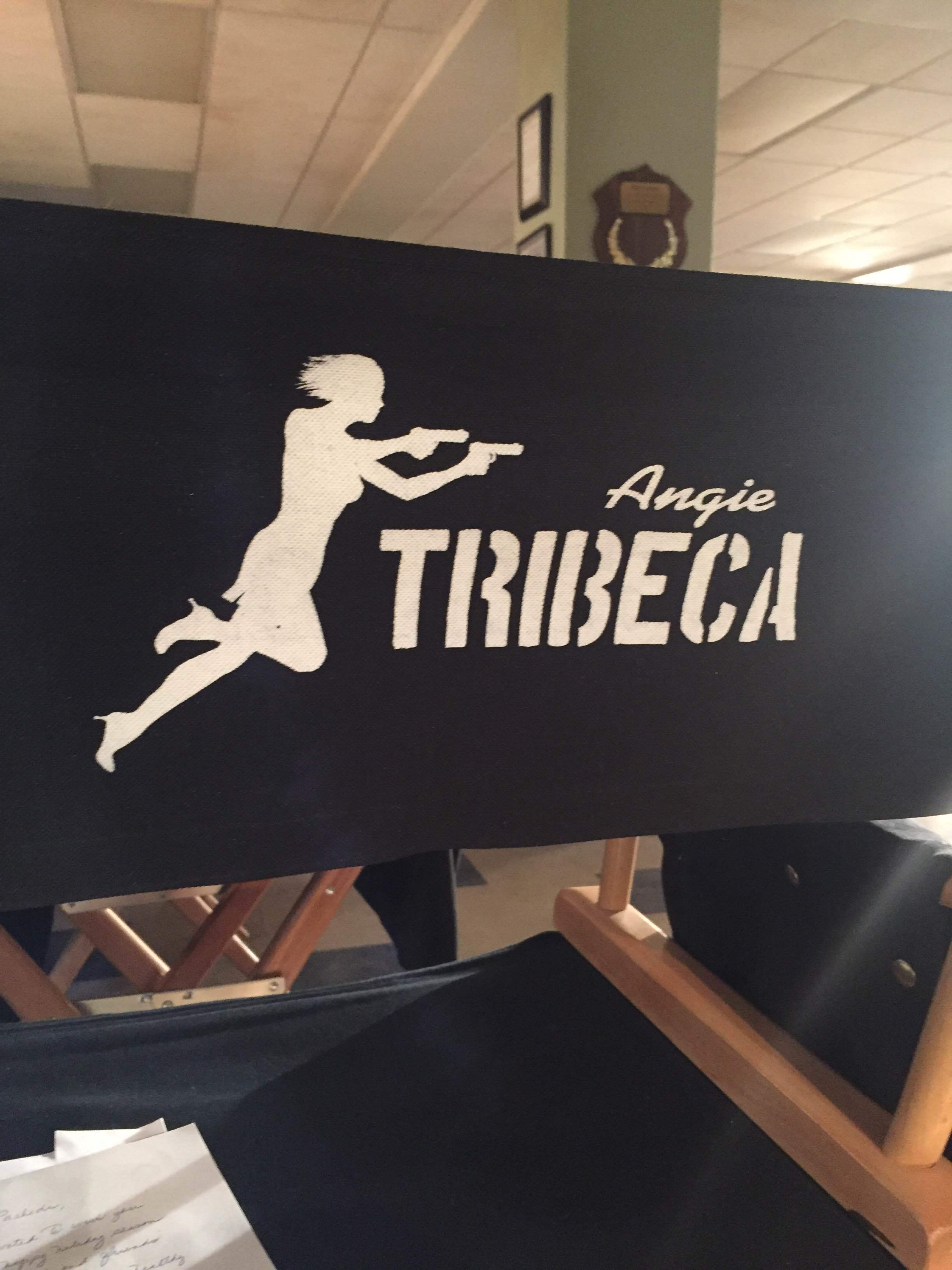 TBS new comedy Angie Tribeca...I'll make you laugh!