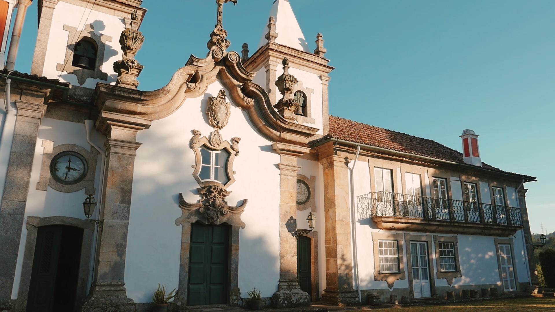 outeiro tuias Manor House Portugal