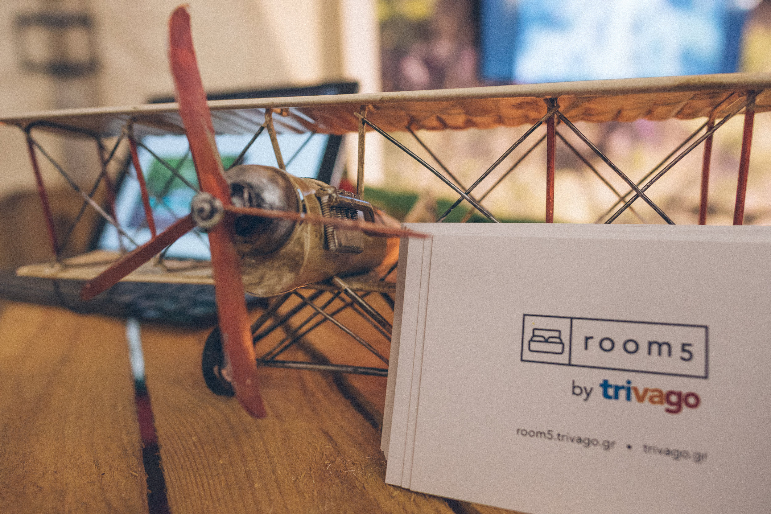 trivago has a blog for travel in greece called room 5